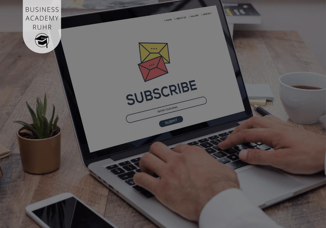 Mit Mailchimp zum eigenen Newsletter