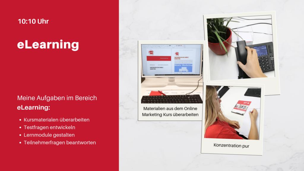 Praktikumsvorstellung- eLearning