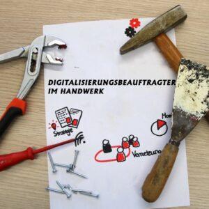 Digitalisierungsbeauftragter im Handwerk Weiterbildung