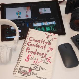 Multi- Media Content Producer Weiterbildung