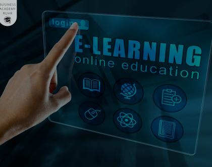 E-Learning als Teil der digitalen Entwicklung