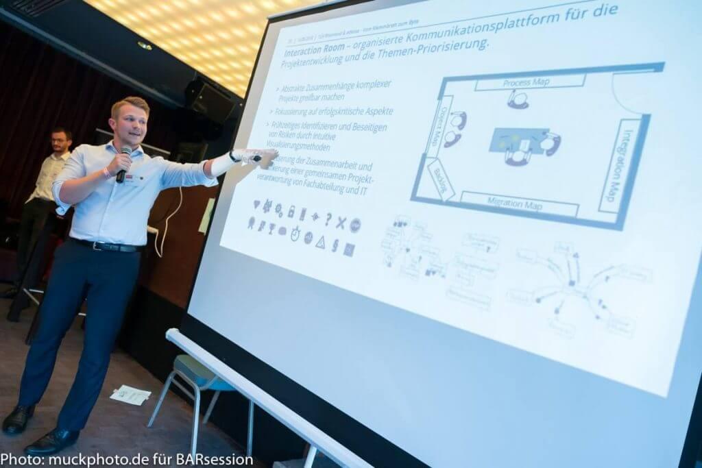 Workshop für das Erarbeiten der Anforderungen für die Nutzerzentrierte Digitalisierung