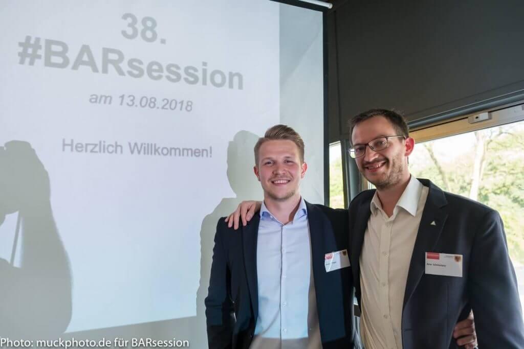 Nutzerzentrierte Digitalisierung: Vortrag auf der 38. BARsession