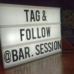 Folgt der BARsession auf Instagram unter @bar.session