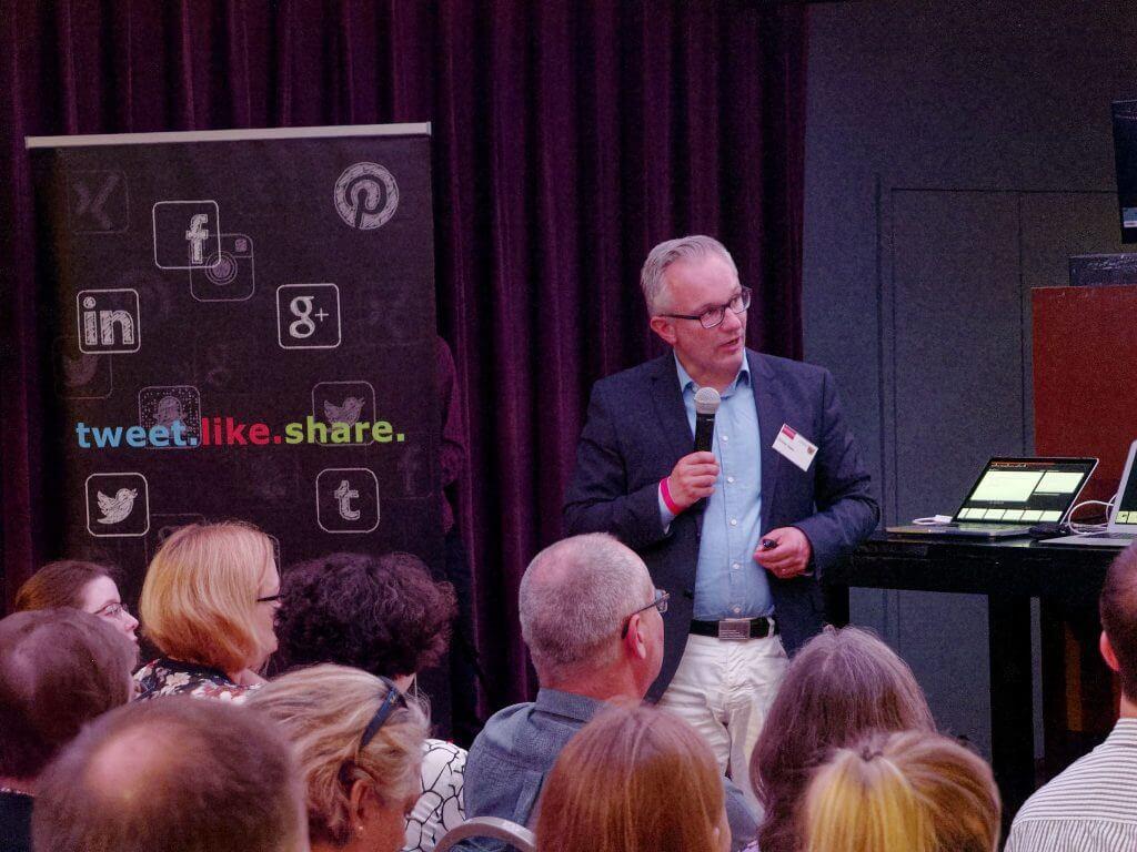 Christian Zappe zur Datenschutzgrundverordnung (DSGVO) auf der BARsession
