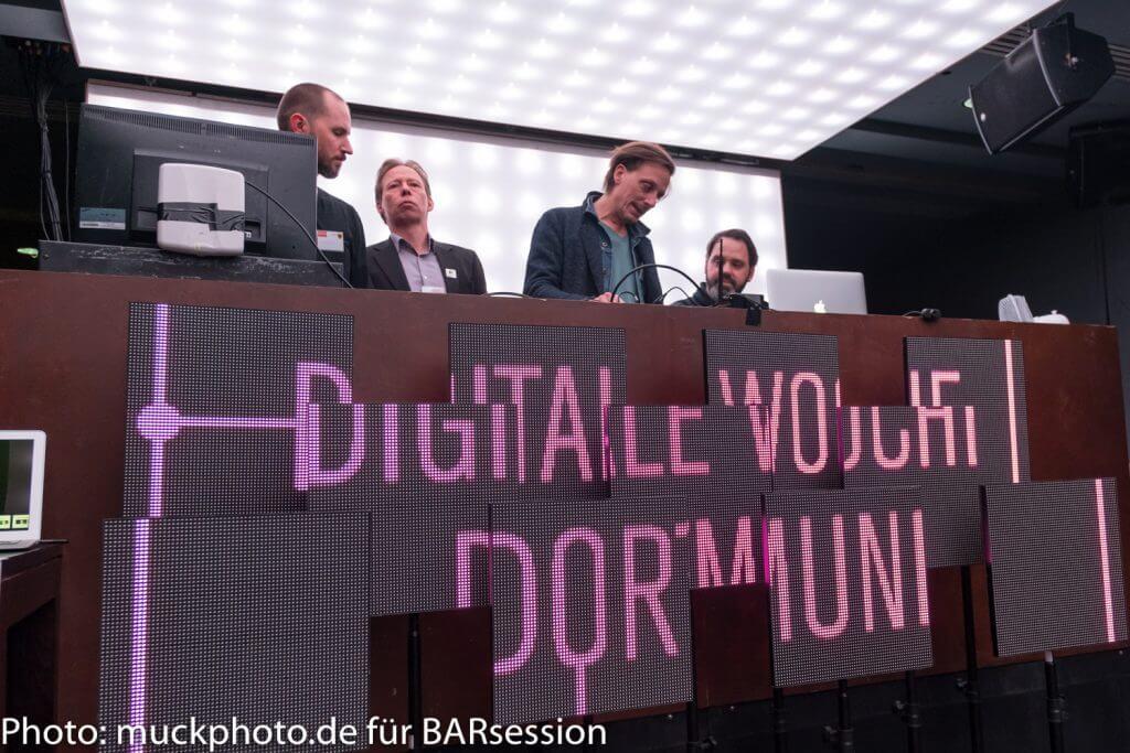 Digitalisierung im Schaupiel