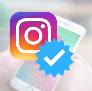 Der blaue Haken bei Instagram ist sehr begehrt - zurecht. Damit werden offizielle Accounts von Fake-Profilen unterschieden.