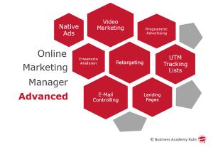 Online Marketing Manager Advanced_Weiterbildung_Infografik