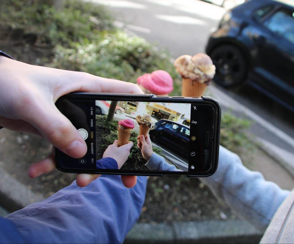 Smartphones gehören mittlerweile zum Alltag, umso wichtiger ist der richtige Umgang mit ihnen!