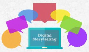 Grafik Digital Storytelling