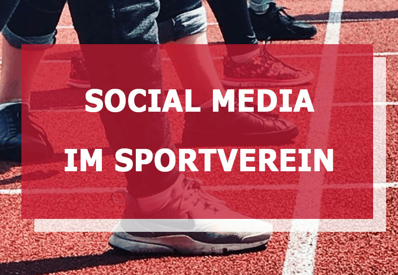 Social Media im Sportverein - Startlinie