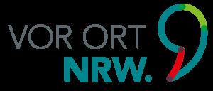 Das Logo der Vor Ort NRW. LfM-Stiftung für Lokaljournalismus zur Weiterbildung zum Digital Journalist
