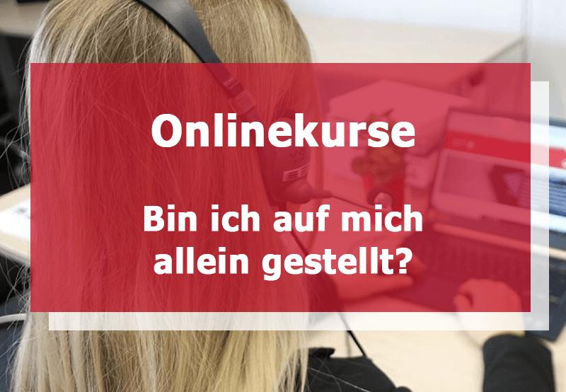 Onlinekurse bringen bei manchen Skepsis hervor, da sie an der Qualität des Kurses mangeln – doch muss das unbedingt stimmen?