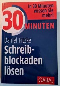 Buch Schreibblockaden