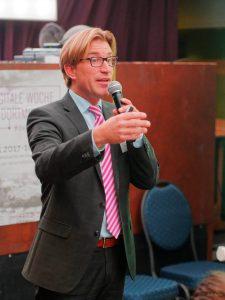 Internetsicherheit mit Bernd Fuhlert