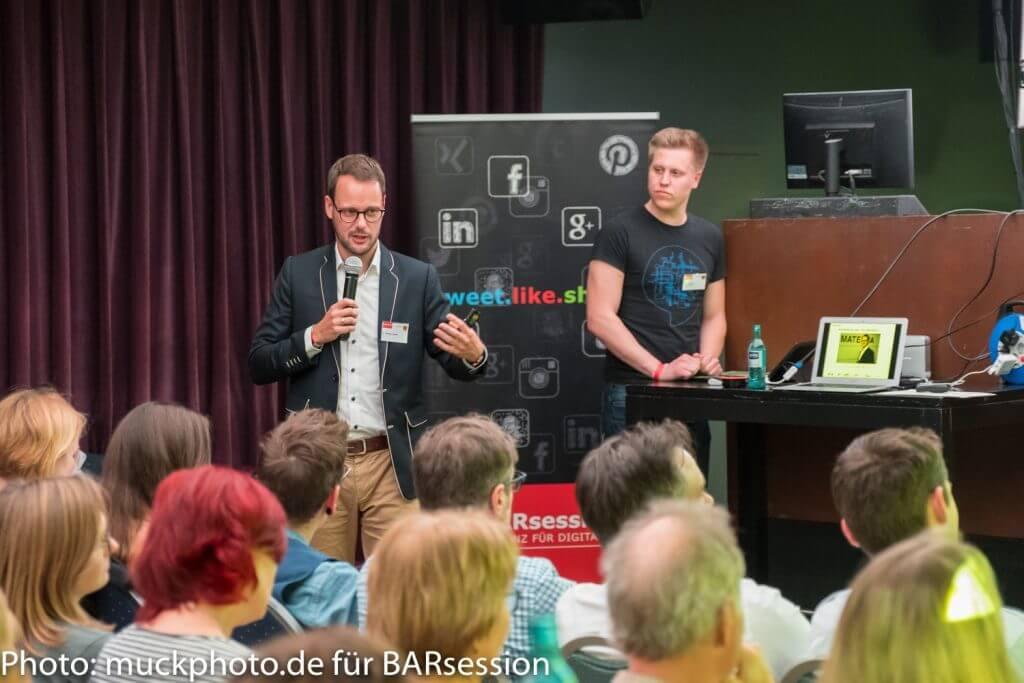 Personalisierte Medien: Vortrag auf der 36. BARsession