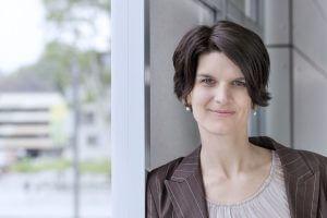 Das Bild zeigt Corinna Ten-Cate, Teilnehmerin der Weiterbildung Digital Journalist