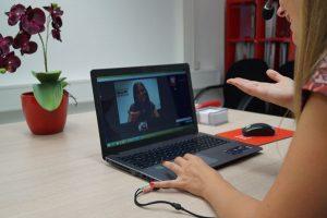Onlinekurs Expertenchat über die Lernplattform