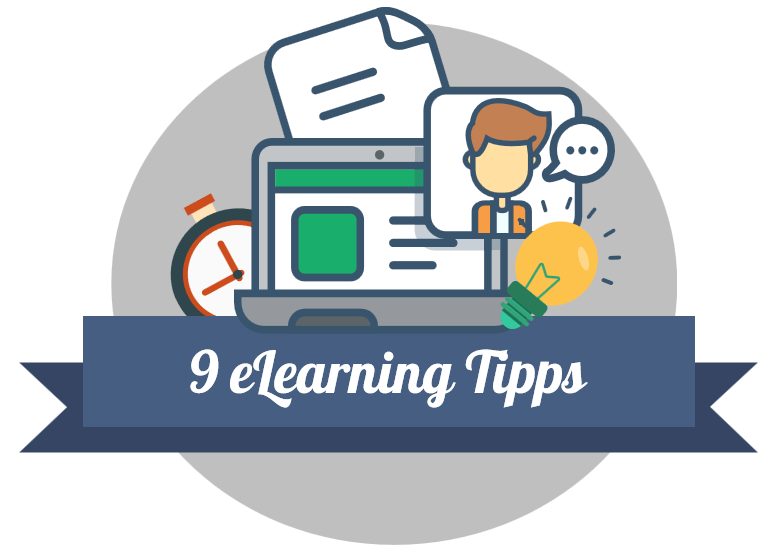 Mit diesen 9 Tipps klappt das eLearning