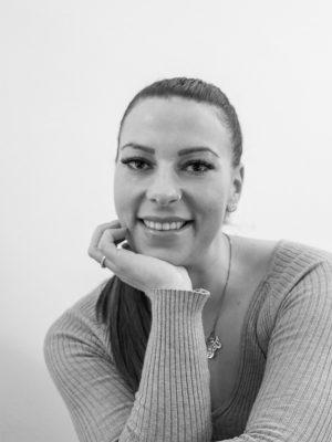 Portrait von Katharina Helena Sfaelos