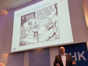 Michael Schröder über die neue EU Datenschutz-Grundverordnung