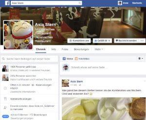 Empfehlungsmarketing mit Facebook
