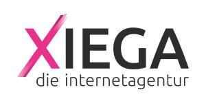 die xiega Internetagentur ist der Kooperationspartner der Business Academy Ruhr, hier ist das Logo zu sehen