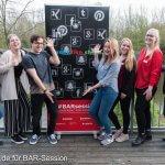 BARsession Eröffnung mit Team