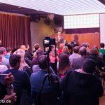 BARsession Vortrag Gerhard Schröder