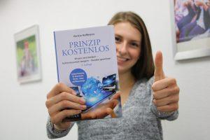 """""""Prinzip kostenlos"""" - Buch von Dr. Kerstin Hoffmann"""