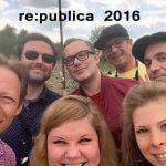 Die re:publica 2016 als Ort zum Vernetzen