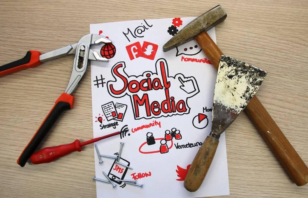 Social Media im Handwerk-mit dem richtigen Werkzeug zum Erfolg