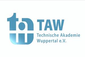 Das Logo der technischen Akademie Wuppertal - Kooperationspartner der Business Academy Ruhr