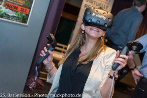 Malen mit Virtual Reality