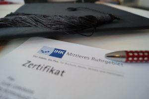 zertifikat teilnahmenachweis zertifiziert, Vorteile der Weiterbildung